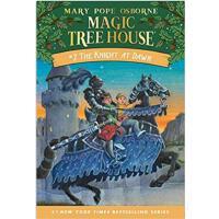 【现货】英文原版 神奇树屋2:黎明骑士 4-8岁儿童书 Magic Tree House #2: The Knight