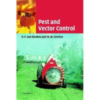 【预订】Pest and Vector Control
