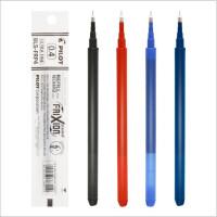 日本PILOT百乐BLS-FRP4 可擦笔摩磨擦笔芯0.4mm可擦水笔芯可擦笔 可擦笔芯