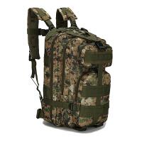 旅行背包骑大容量行包防水迷彩战术包登山包男双肩户外3d攻击战术包特种兵作战行军背囊