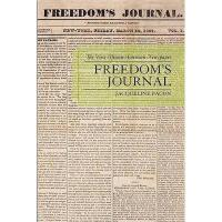 Freedom's Journal: The First African-American