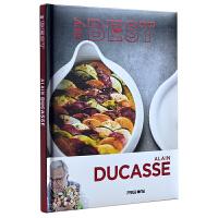 My Best: Alain Ducasse 我的食物 食物食品制作设计书籍 详细步骤教学 食谱料理画册
