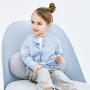 【2件3.8折】迷你巴拉巴拉儿童毛衫2019夏装新款针织衫男女宝宝毛衣开衫空调衫