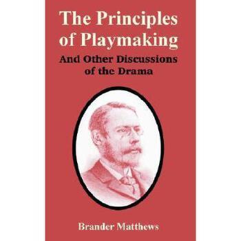 【预订】The Principles of Playmaking and Other Discussions Y9781410214492 美国库房发货,通常付款后3-5周到货!