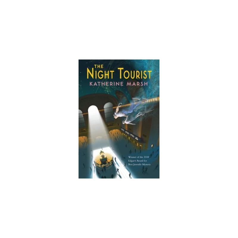 【预订】The Night Tourist Y9781423106906 美国库房发货,通常付款后3-5周到货!