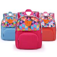 可爱男女孩宝宝迷你双肩包儿童书包幼儿园小学生背包1-3岁