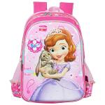 迪士尼 苏菲亚儿童小学生2-4年级卡通双肩书包 SS80061