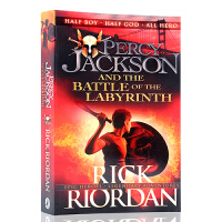 Percy Jackson and the Battle of the Labyrinth 波西・杰克逊与迷宫之战英文