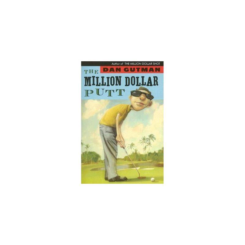 【预订】The Million Dollar Putt Y9780786836420 美国库房发货,通常付款后3-5周到货!