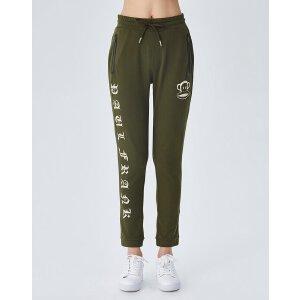 【限时秒杀到手价:89元】paul frank/大嘴猴舒适时尚风女式运动长裤
