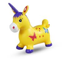 儿童充气玩具马加大加厚跳跳马宝宝加厚户外运动骑摇摇马坐骑动物
