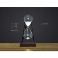 时间沙漏计时器摆件欧式家居装饰品创意礼物60分钟工艺品客厅酒柜