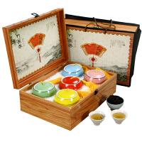 红茶礼盒装茶叶陶瓷春节过年年货