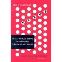 【预订】Nexus: Small Worlds and the Groundbreaking Science