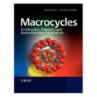 【预订】Macrocycles - Construction, Chemistry And