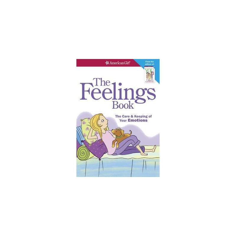 【预订】The Feelings Book (Revised): The Care and Keeping of 美国库房发货,通常付款后3-5周到货!