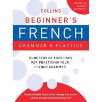 【预订】Collins Beginner's French Grammar and Practice