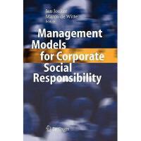【预订】Management Models for Corporate Social
