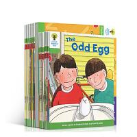 英文原版 点读版 牛津阅读树2阶 自然拼读+阅读练习套装30册 Oxford Reading Tree Level2支持毛毛虫点读笔