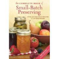 【预订】The Complete Book of Small-Batch Preserving: Over