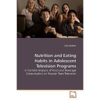 【预订】Nutrition and Eating Habits in Adolescent Television