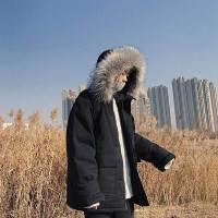 冬季男士棉衣韩版羽绒棉服棉袄工装新款潮牌ins冬装外套潮
