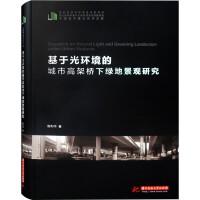 基于光环境的城市高架桥下绿地景观研究 立交桥底环境绿化设计 城市空间设计 殷利华编著书籍