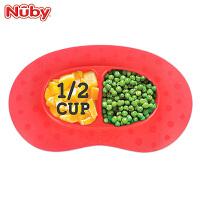 吸盘餐具 儿童硅胶分格餐盘餐垫 宝宝辅食碗 吃饭训练碗
