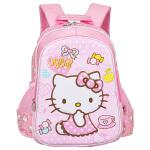 HelloKitty凯蒂猫 儿童书包小学生女1-3-4年级女童双肩背包 SK91012