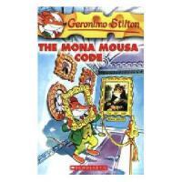 【现货】英文原版 Geronimo Stilton #15:The Mona Mouse Code 老鼠记者 15:蒙