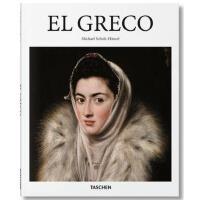 【现货】 多米尼克斯・希奥托科普罗斯 EL GRECO 艺术绘画作品集 艺术画册 TASCHEN 艺术图书籍