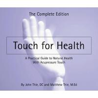 【预订】Touch for Health: The Complete Edition