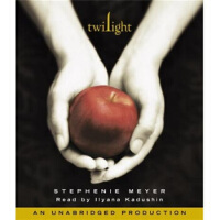 【全新直发】Twilight(Audio CD) Stephenie Meyer(斯蒂芬妮・梅尔) 978030728