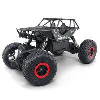 攀爬充电遥控汽车儿童玩具玩具车赛车超大耐摔遥控车越野车 攀岩者合金-颜色随机 官方单电池