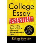 【预订】College Essay Essentials: A Step-By-Step Guide to Writi