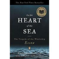 【预订】In the Heart of the Sea: The Tragedy of the