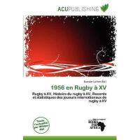 【预订】1956 En Rugby XV