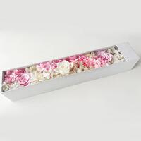 520永生花礼盒摆件DIY情人节礼物生日玫瑰花真花干花保鲜花