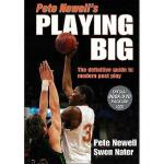 【预订】Pete Newell's Playing Big [With DVD]