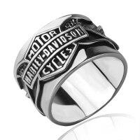 个性复古钛钢戒指韩版男士潮人霸气单身配饰时尚骷髅饰品指环
