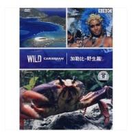 原装正版 BBC经典纪录片 加勒比(野生篇)(2DVD) 正版光盘