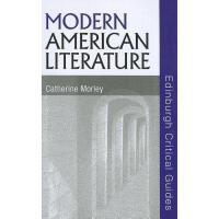 【预订】Modern American Literature