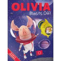 OLIVIA Blasts Off! 奥莉薇起飞!9781416995388