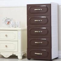 欧式塑料收纳箱抽屉式收纳柜子宝宝衣柜儿童储物柜