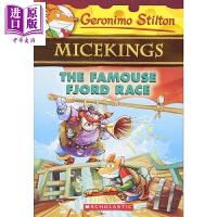 【中商原版】GS Micekings 2: The Famouse Fjord Race 老鼠记者-王者之鼠2 儿童初级