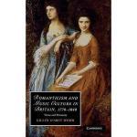 【预订】Romanticism and Music Culture in Britain, 1770-1840: Y9