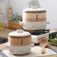 陶瓷蒸笼砂锅煲汤粥锅炖锅家用