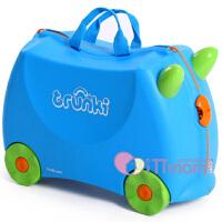 英国Trunki 进口玩具收纳箱 儿童旅行箱 宝宝可爱卡通行李箱