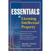 【预订】Essentials Of Licensing Intellectual Property