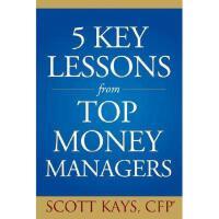 【预订】Five Key Lessons From Top Money Managers